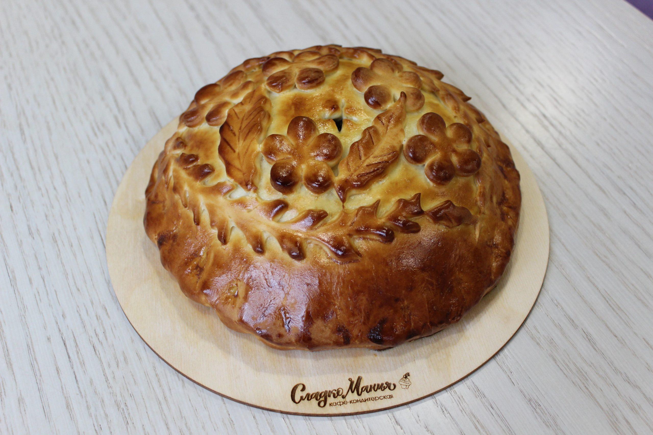 Пироги сытные